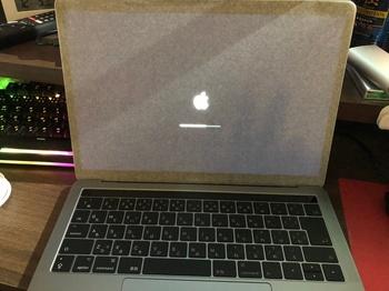 MacBookPro2017スペースグレー3